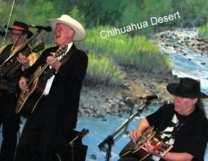 Chihuahua Desert Stream Pic