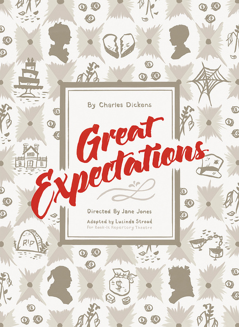"""Portland Center Stage- """"Great Expectations"""" @ Portland Center Stage 