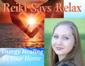 Reiki Says Relax