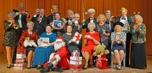 "Northwest Senior Theatre- ""TWAS THE DAZE BEFORE CHRISTMAS"" Musical Variety Show @ ALPENROSE DAIRY OPERA HOUSE | Portland | Oregon | United States"